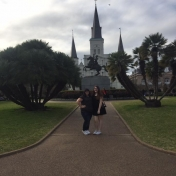 Senior Trip to Birmingham and New Orleans, 2017