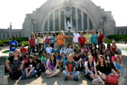 Upward Bound Summer Chautauqua